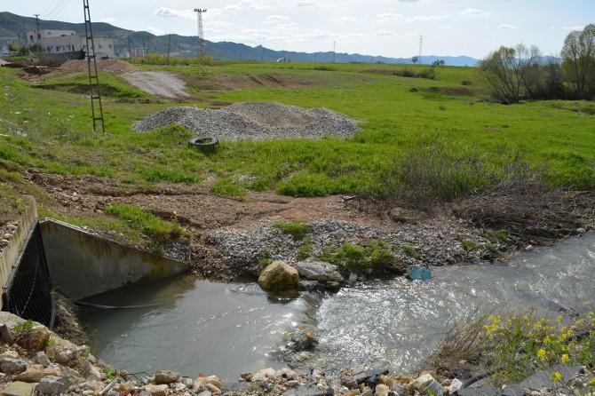 Gercüş'te modern atık su arıtma tesisi kuruluyor