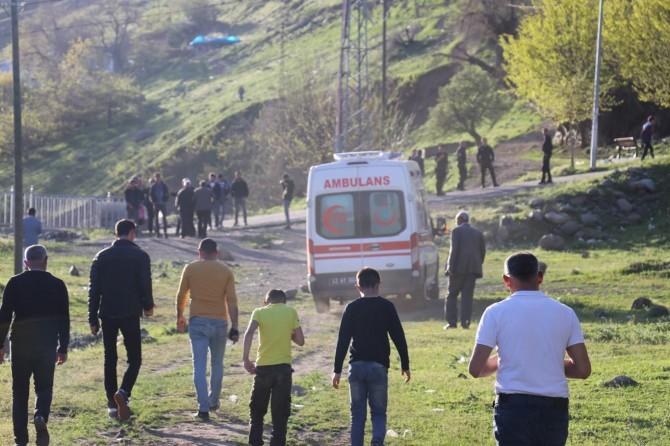Bingöl Çapakçur Deresi'nde 2 genç kıza ait ceset bulundu