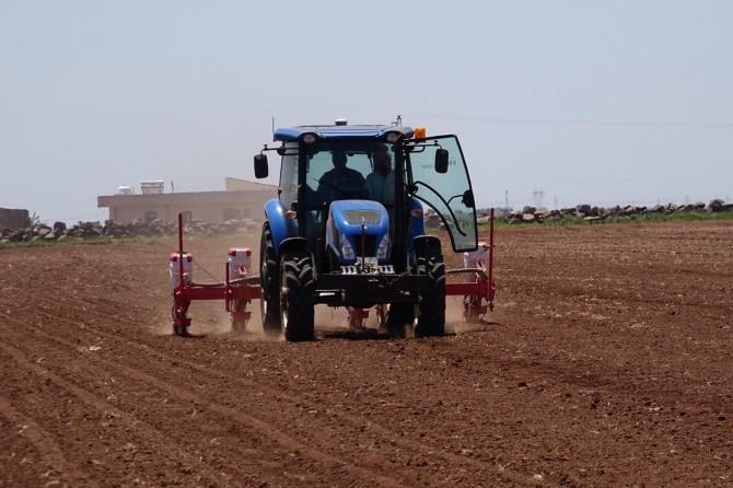 Viranşehir'de çiftçiler zor günler geçiriyor