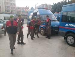 Mersin'de Uyuşturucu Şebekesine Baskın: 32 Kişi Yakalandı