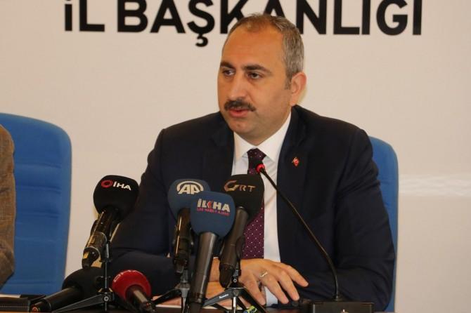 Bakan Gül: Hüzünlü bir ramazana tanıklık ediyoruz