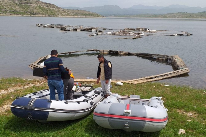 Diyarbakır'da av yasağı denetimleri yoğunlaştırıldı