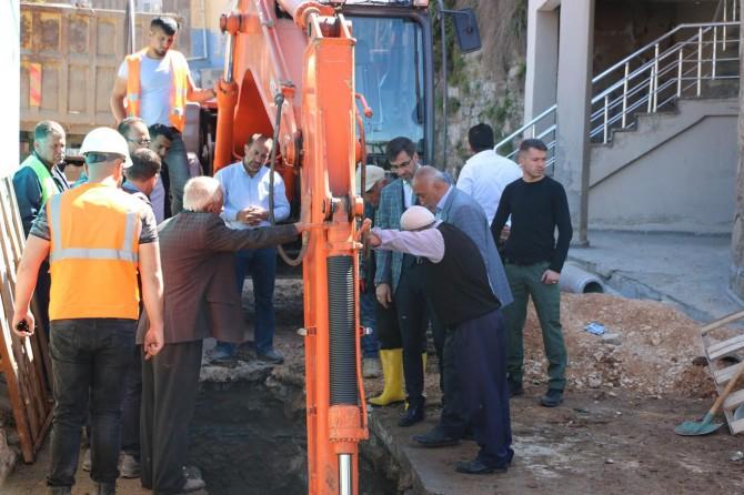 Bitlis'te alt yapı için kapsamlı çalışma başlatıldı
