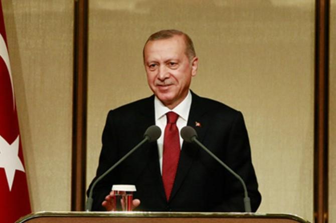 Cumhurbaşkanı Erdoğan'dan çiftçiye: Yarısı sizden yarısı bizden