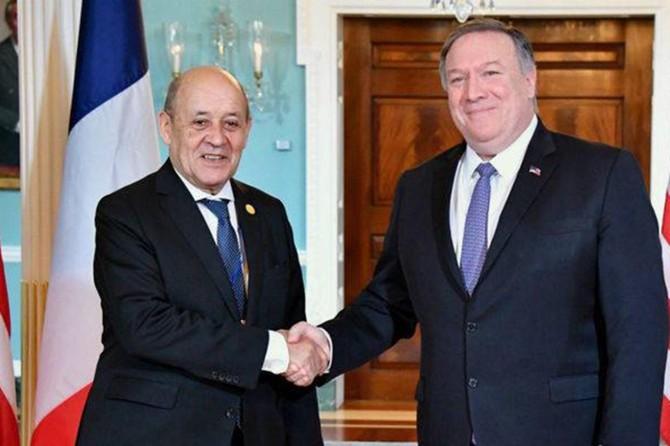 Fransa: ABD'nin yaptırımları artırmaya çalışması doğru değil
