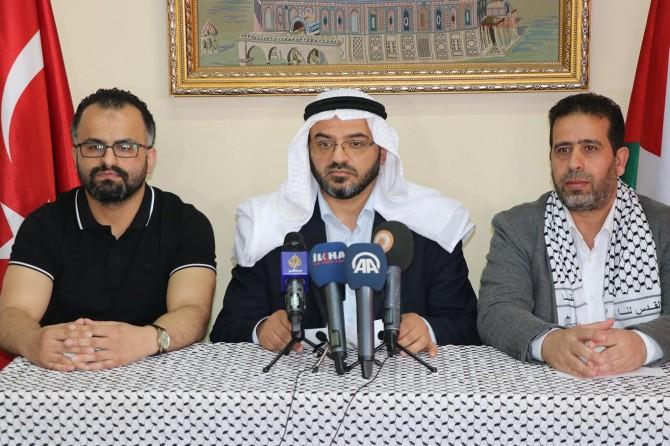 Uluslararası kuruluşları Filistin'e sahip çıkmaya davet ediyoruz