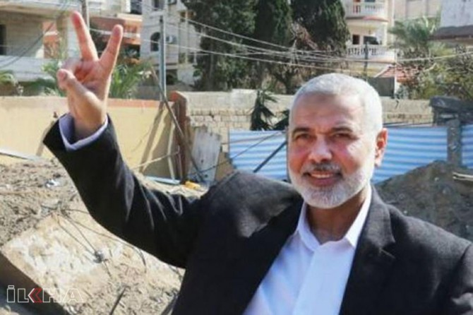 It was zionists asked for ceasefire: Haniyyah