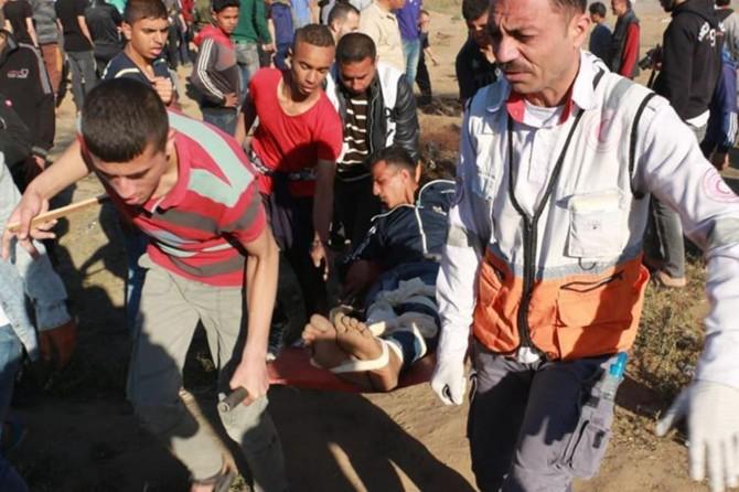 NEKBE'nin 71'nci yılı gösterilerinde 50 Filistinli yaralandı