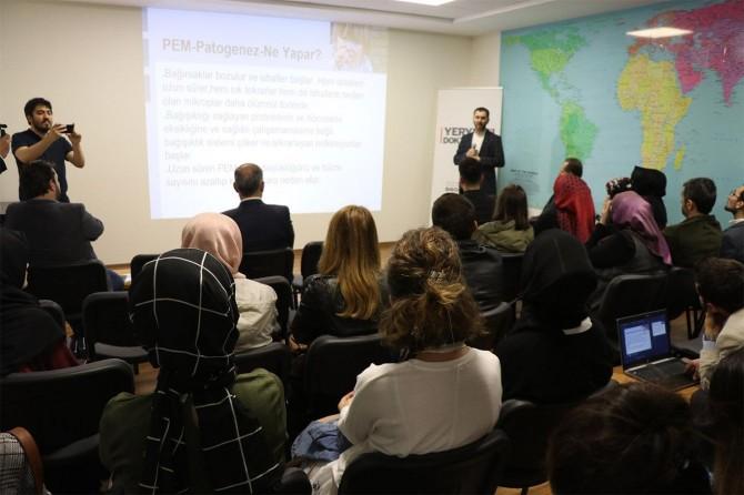 Beslenme Sağlığı temalı seminer düzenlendi