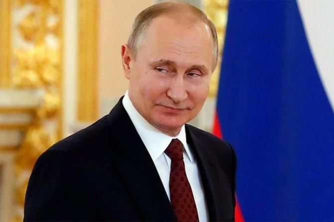 Putin de çark etti