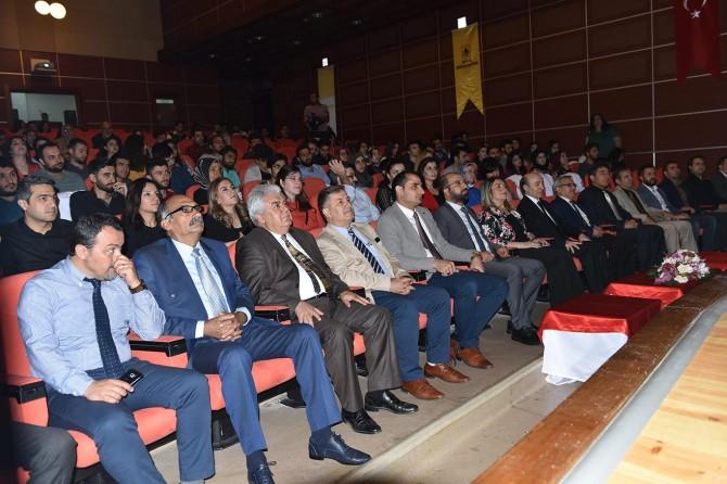 Dicle Üniversitesinde Eczacılık Günü etkinlikleri düzenlendi