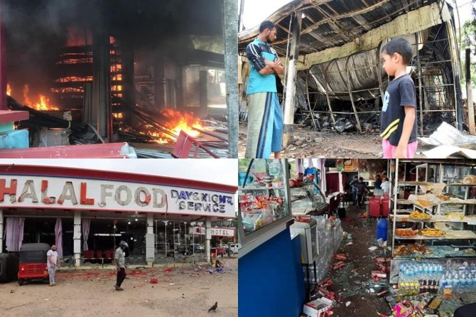 Violence against Muslims continue in Sri Lanka