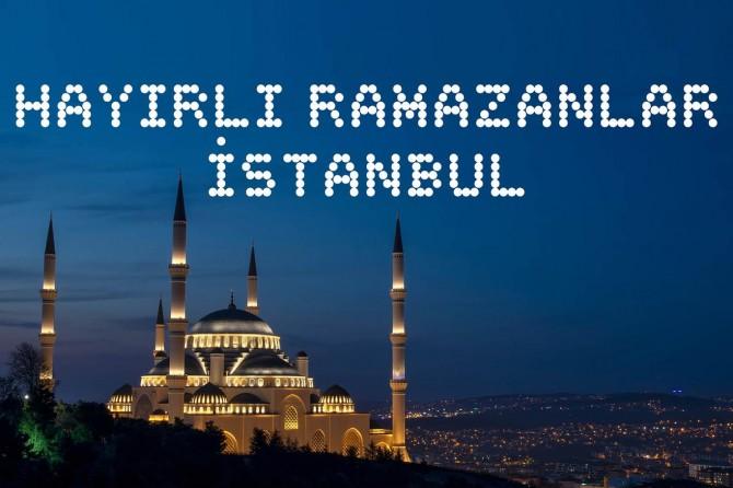 Yeni ramazan etkinlikleri başladı