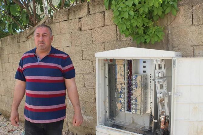 Nusaybin'de kaçak iddiasıyla kesilen elektrik cezaları mahallelinin tepkisini çekti