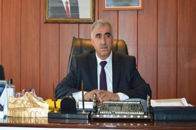 Palu Belediye Başkanı Efraim Ünalan`ın mazbatası iptal edildi