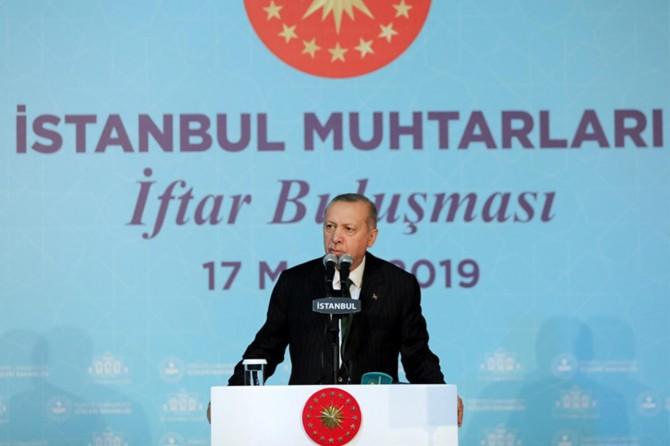 Cumhurbaşkanı Erdoğan: Muhtarlık seçimleri ayrı yapılmalı