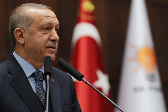 Erdoğan: S-400 sisteminin alımı temmuz ayından erkene çekilecek