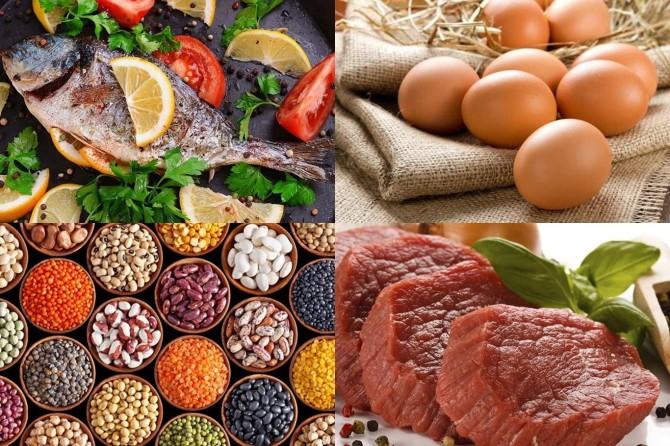 Ramazanda dengeli protein tüketin