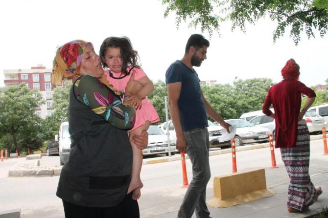 Kızıltepe'de köpeklerin saldırısına uğrayan kız çocuğu ölümden döndü
