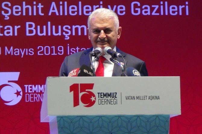 Binali yıldırım: İstanbul'da yeni bir zafere imza atacağız