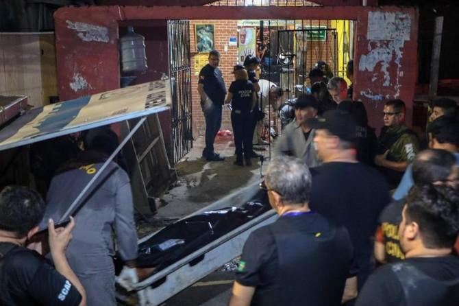 Brezilya'da silahlı saldırı: 11 ölü