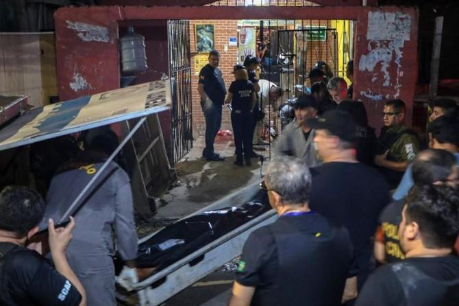 Li Brezîlyayê êrîşa çekdarî: 11 mirî