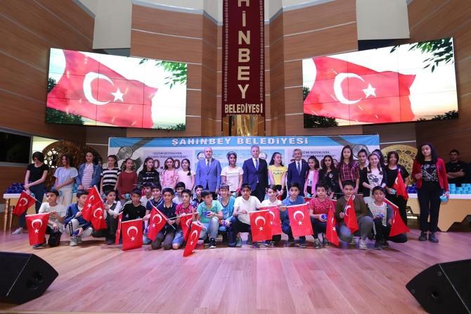 Türkiye'nin en önemli gücü ve sermayesi çocuklarımızdır