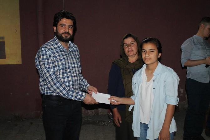 Silopi'de Siyer-i Nebi sınavında dereceye girenlere ödülleri verildi