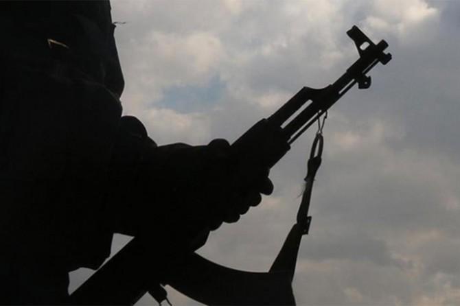 Ailesinin ikna ettiği gri listedeki PKK'li Siirt'te teslim oldu