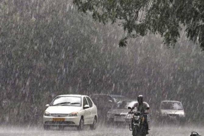 Meteorolojiden öğleden sonrası için kuvvetli yağış uyarısı