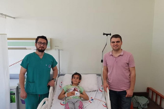 Viranşehir Devlet Hastanesinden bir ilk