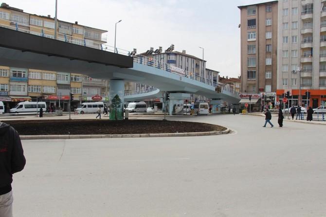 Elazığ'da tepkilere neden olan köprülü kavşak için referanduma gidilecek