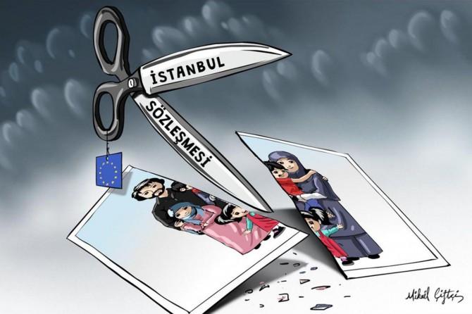 Hükümet İstanbul Sözleşmesi'ni uygulamakta neden ısrarcı?