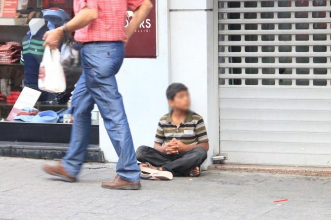 İstanbul'da dilendirilen çocuklar devlet korumasına alındı