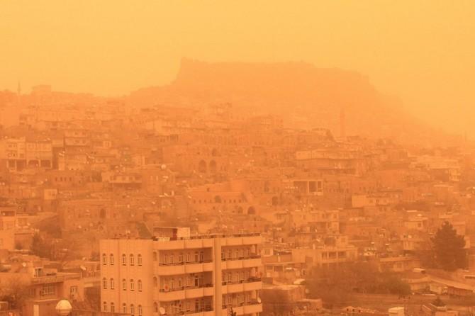 Afrika kaynaklı toz taşınımı bekleniyor
