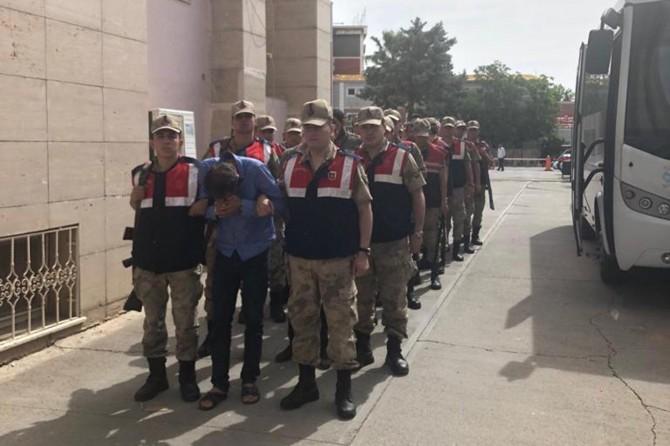 Şanlıurfa merkezli 10 ilde dolandırıcı operasyonu: 38 gözaltı