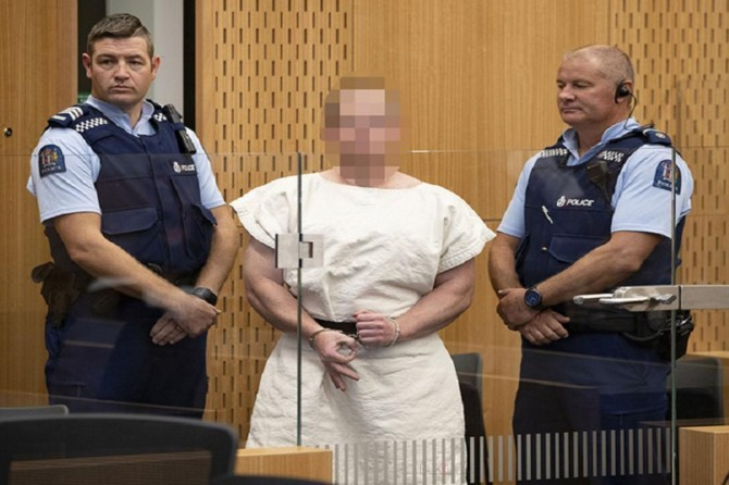 Crusader terrorist to be charged with terrorism in New Zealand