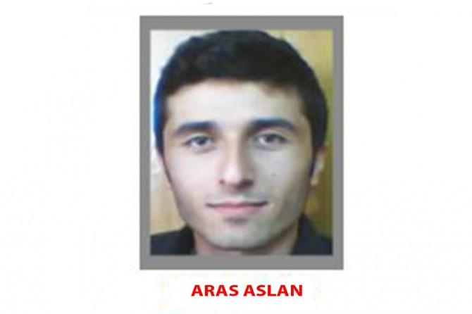Gri kategorideki PKK'li Güce'de yakalandı
