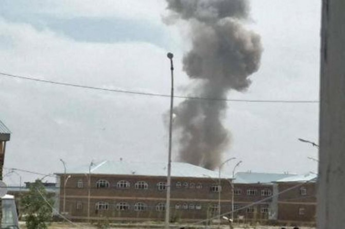 Li Efxanistanê êrîşa xwekujîyê: 7 mirî