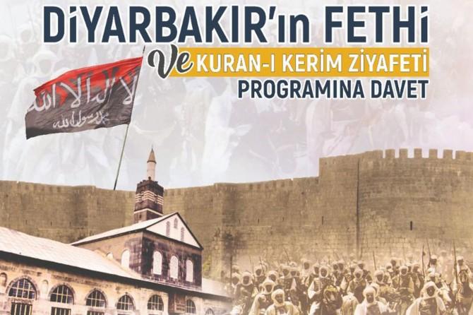 Kur'an Nesli Platformu Diyarbakır'ın fethini kutlayacak