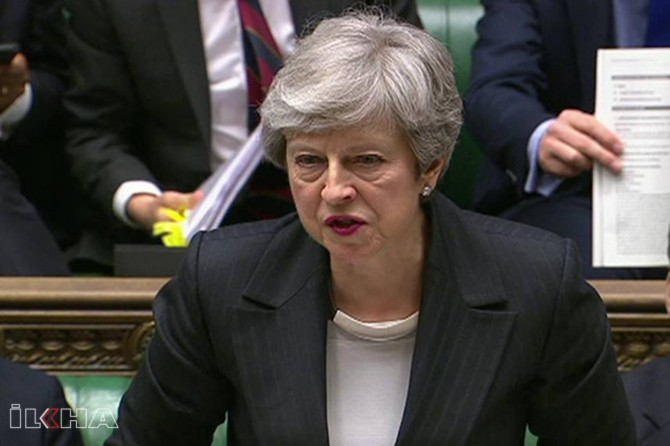 May is expected to resign Friday