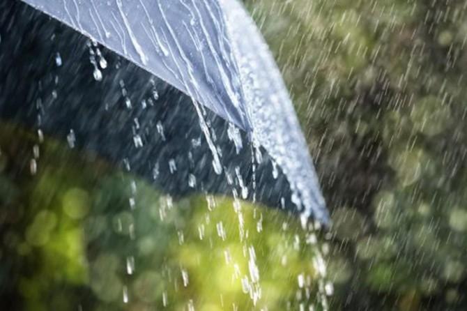 Bazı bölgeler için kuvvetli yağış uyarısı