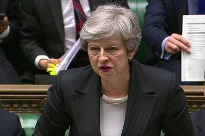 Theresa May: İstifa ediyorum