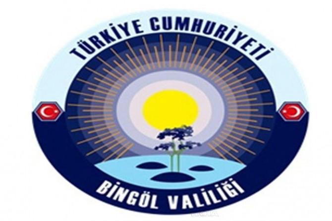 Bingöl'de Geçici Özel Güvenlik Bölgesi