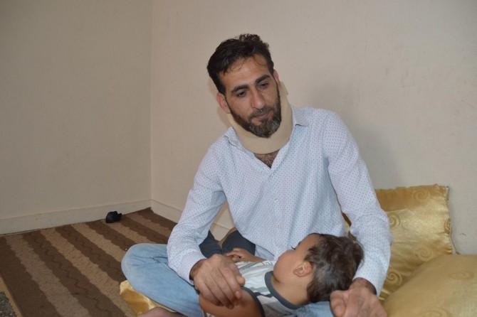 Suriyeli aile kendilerine uzanacak bir el bekliyor