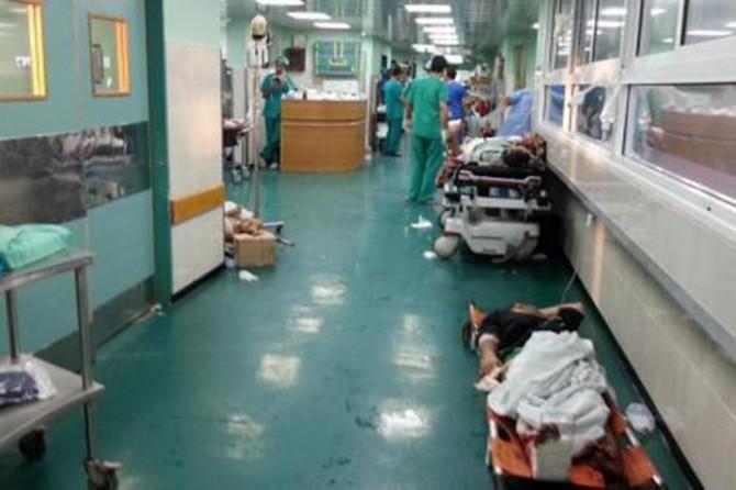 Gazze'de ilaç krizi yaşanıyor