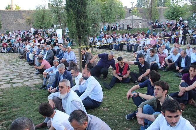Anadolu Gençli Derneği Diyarbakır Fethi programı düzenledi