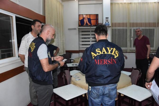 Çeşitli suçlardan aranan 709 kişi yakalandı