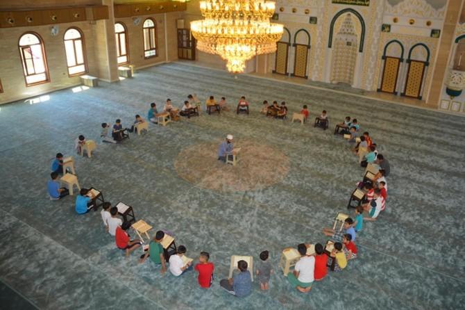 Çocuklarımızı camilere yönlendirelim