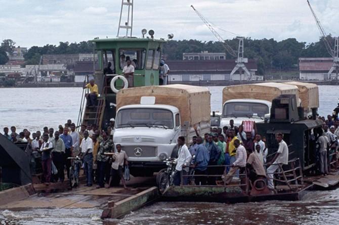 Li Kongoyê keştî binav bû: 30 mirî 200 winda